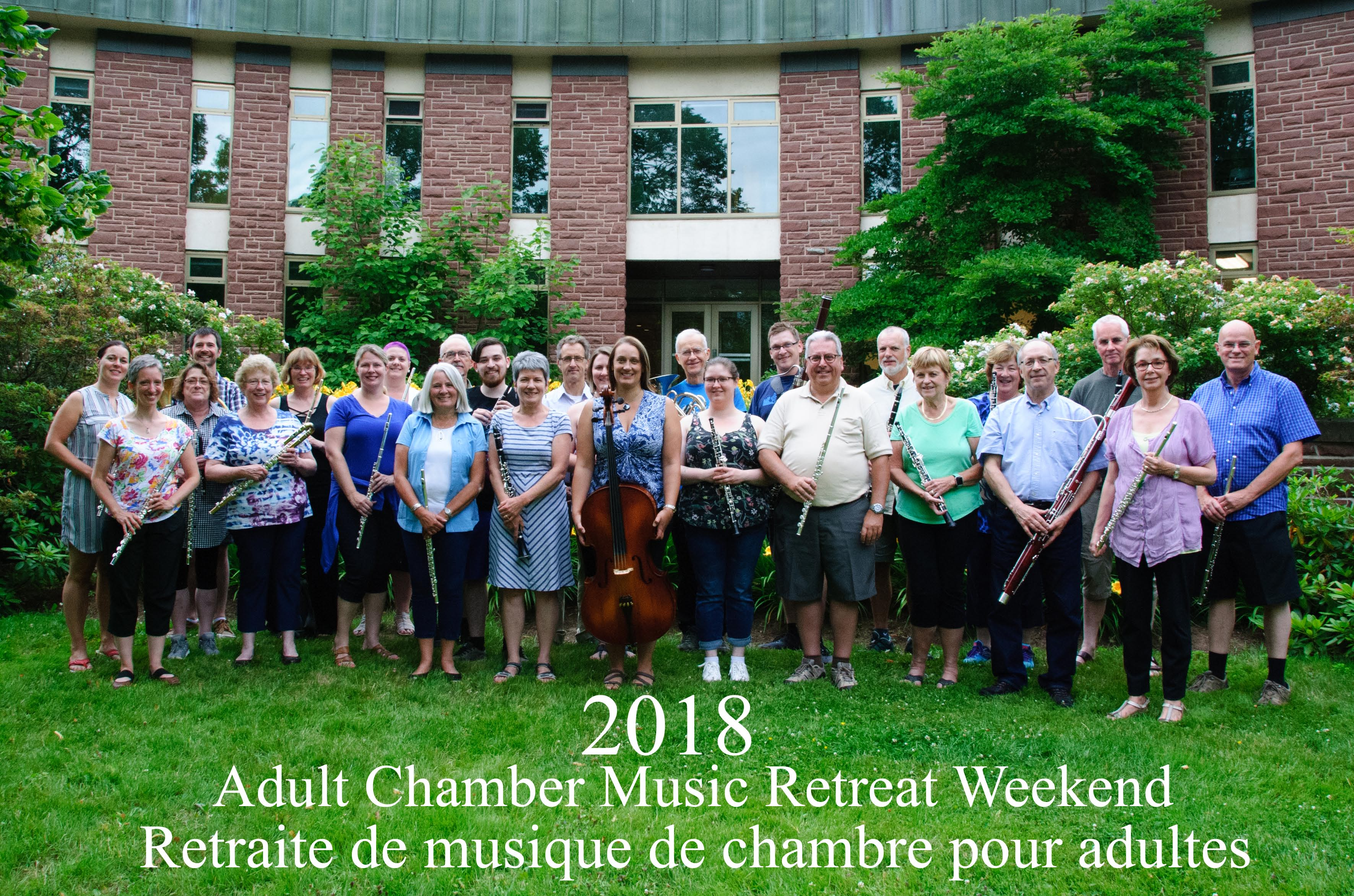 Chamber Music Retreat for Adults